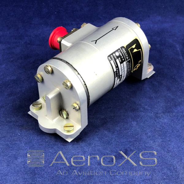 Puma/Dauphin Fuel Pressure Switch P/N 1-1224BK