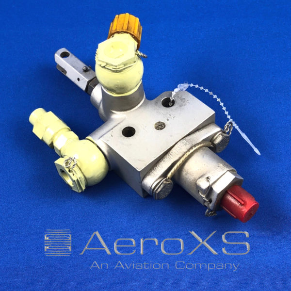 BO105 Pressure Transfer Valve P/N 105-45353