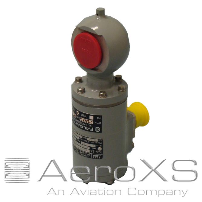 Alouette/Lama Fuel Pressure Switch