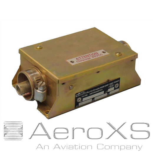Radio Noise Filter P/N 7502