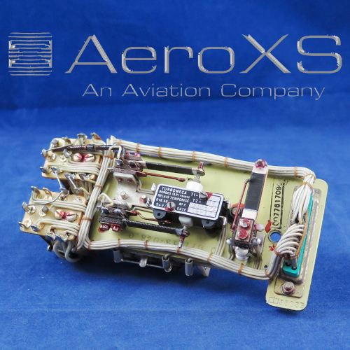 Turbomeca Control Unit Assembly P/N 0077617090