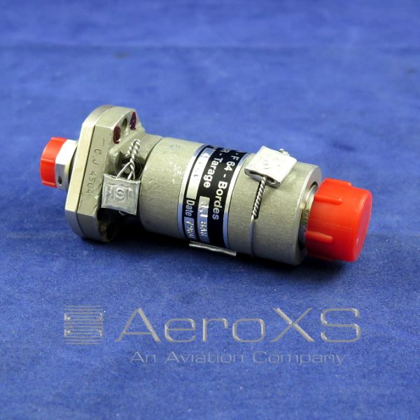 Artouste III Oil Pressure Switch P/N 0076465000