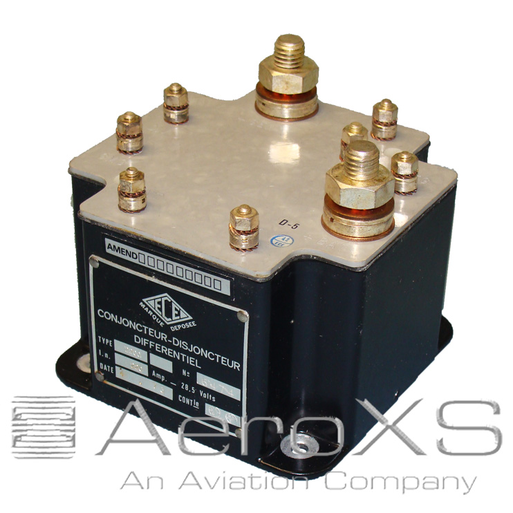 Reverse Current Relay