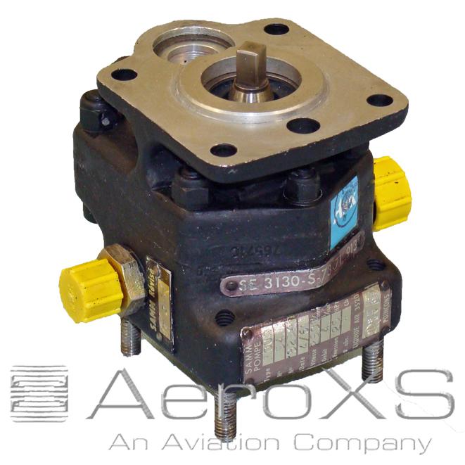 Alouette Hydraulic Pump Type 700 P/N 3130S73-71-913