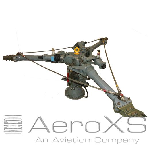 Alouette III/Lama Main Rotor Head Assembly