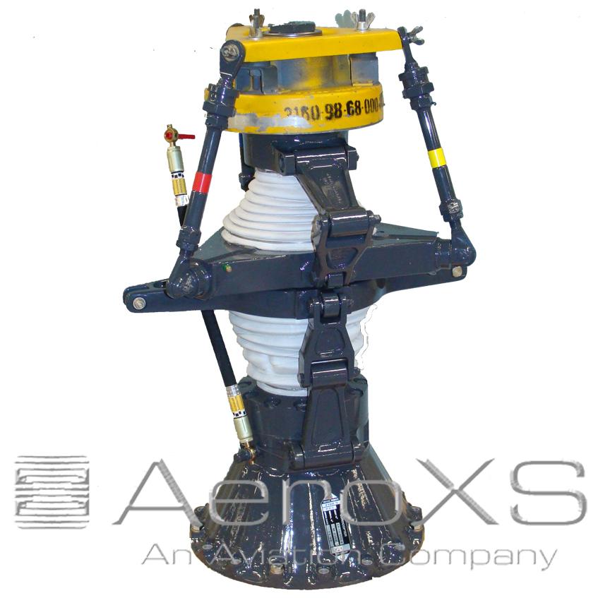 Lama/Alouette III Main Rotor Shaft Assy
