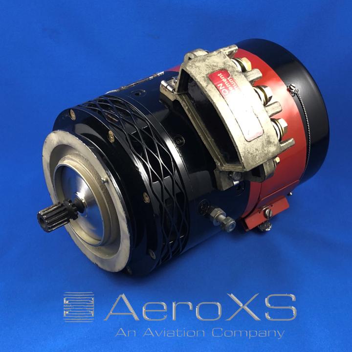 Auxilec Starter Generator P/N 524-031