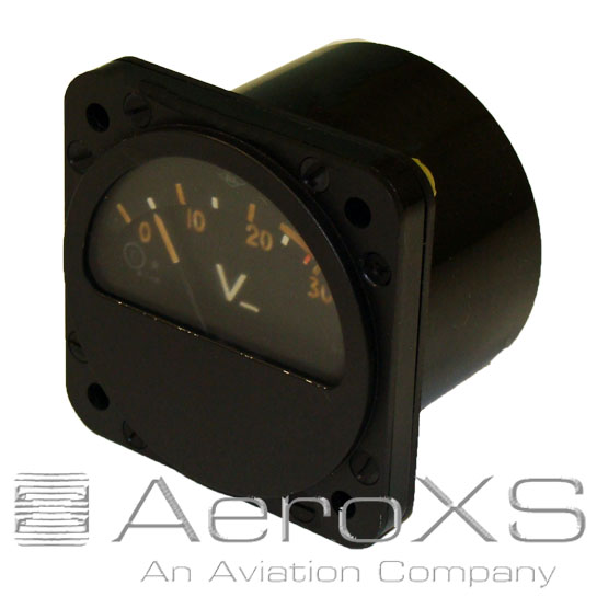 Alouette Voltmeter P/N 571-1