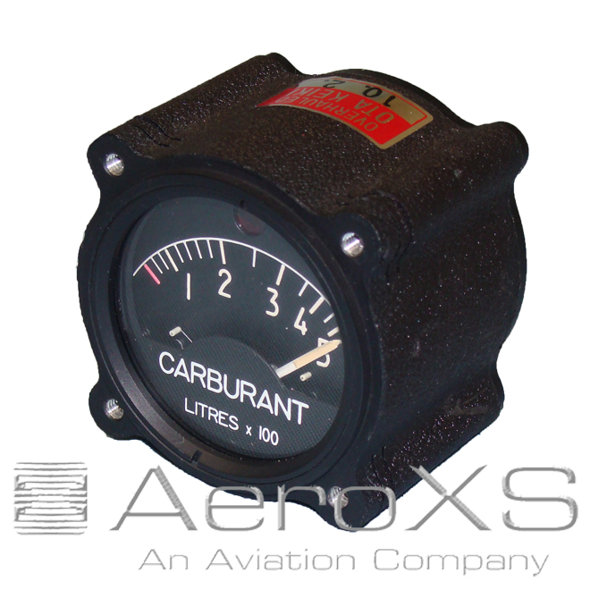 Alouette Fuel Gauge P/N 64830-001-2