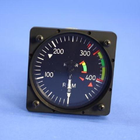 Dauphin Triple Tachometer