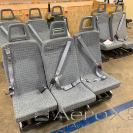Photo of EC135 Passenger Seats P/N 9507-0-0