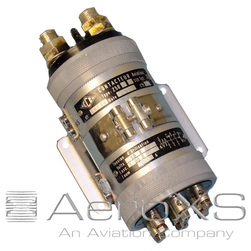 Artouste III Start Contactor