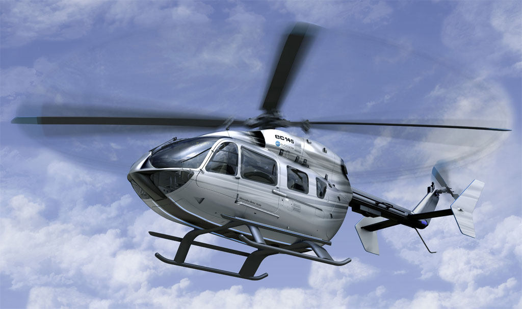 Eurocopter-EC145-helicopter-1