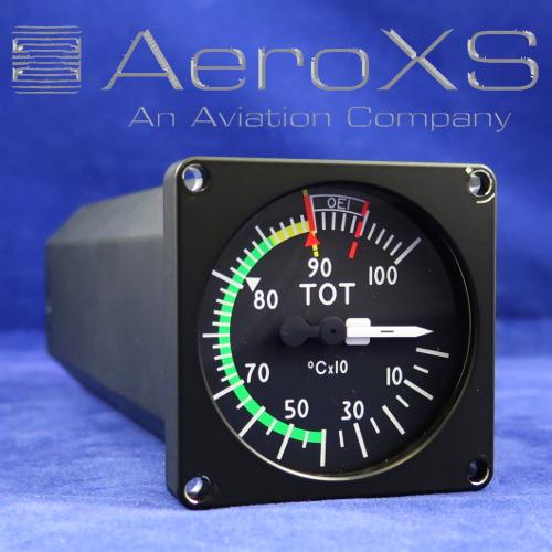 EC135 Dual TOT Indicator