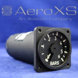 Alouette Oil Pressure Indicator