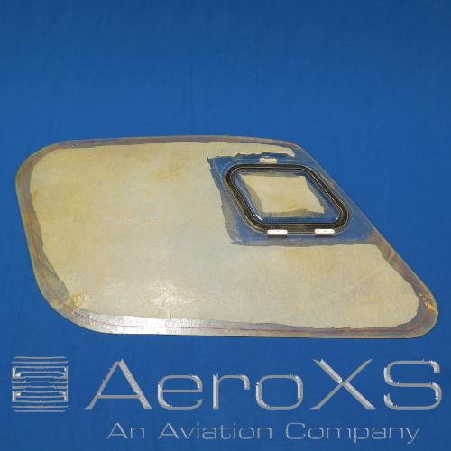 AS350/355 RH Door Glass Panel Assy