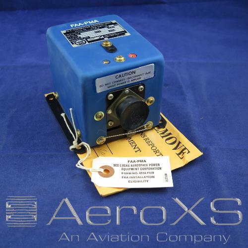 BO105 Generator Control Unit