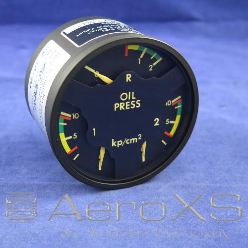 BO105/BK117 Triple Oil Pressure Indicator