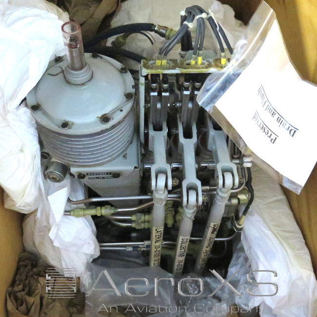 BO105 Tandem Hydraulic Unit 7VE