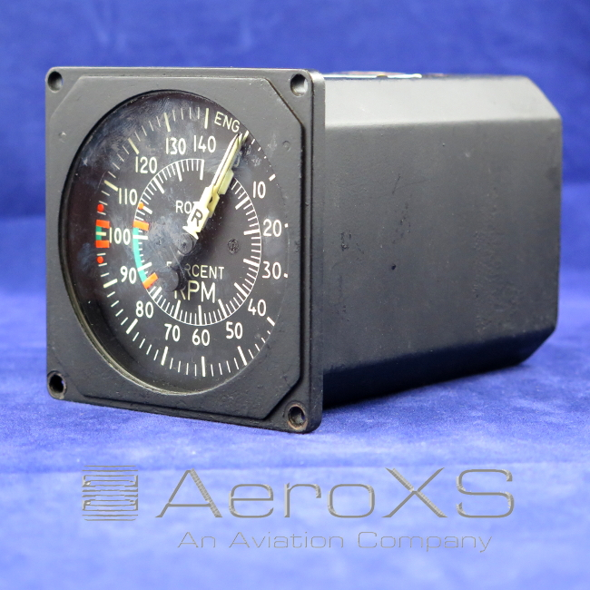 BO105 Triple RPM Indicator