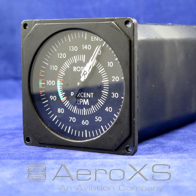 BO105 Triple Tachometer Indicator