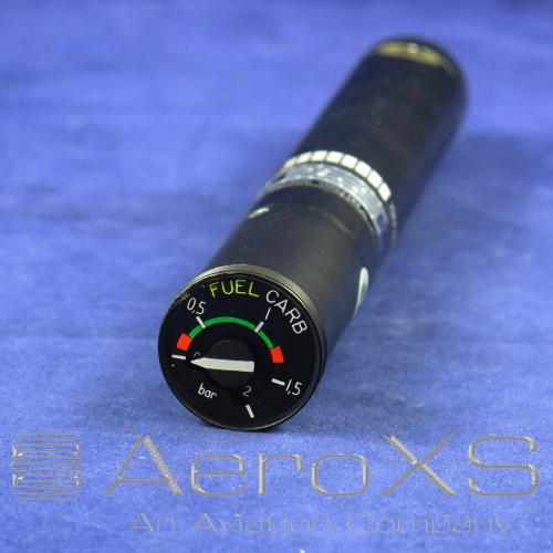 Super Puma Fuel Pressure Indicator