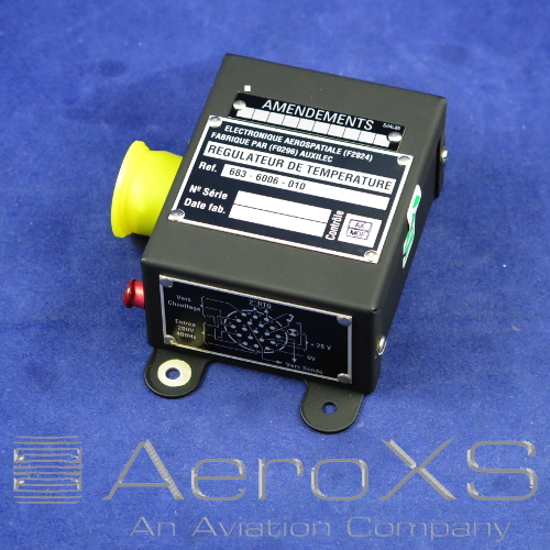 EC155/AS365 Temperature Regulator