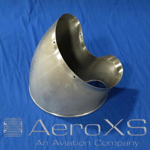 AS365/EC155 Right Deflector Nozzle