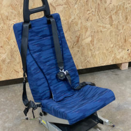 Photo of P/N MBCS9600AE-ZY02 EC135 Passenger Seats